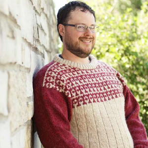 totem sweater knitting pattern