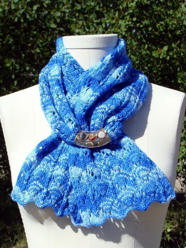 mothers love scarf view 1