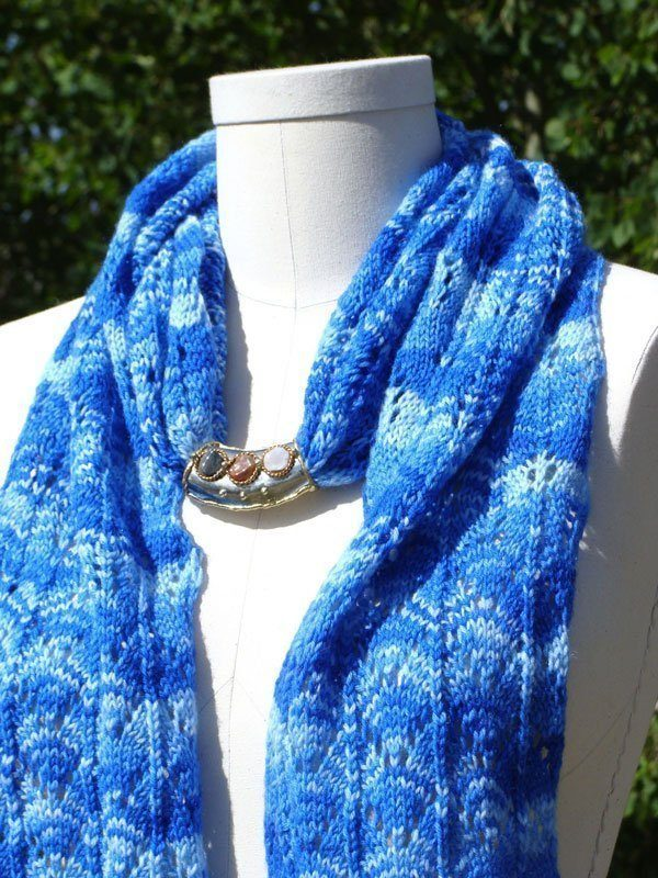 mothers love scarf view 3