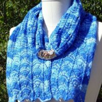 mothers love scarf