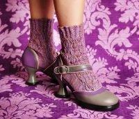 Ardwinna pattern Big Foot Knits