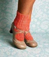 Eos pattern Big Foot Knits