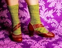 Freya pattern Big Foot Knits