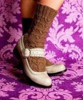 Pavarti pattern Big Foot Knits