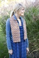 Menat Scarf Lace One-Skein Wonders