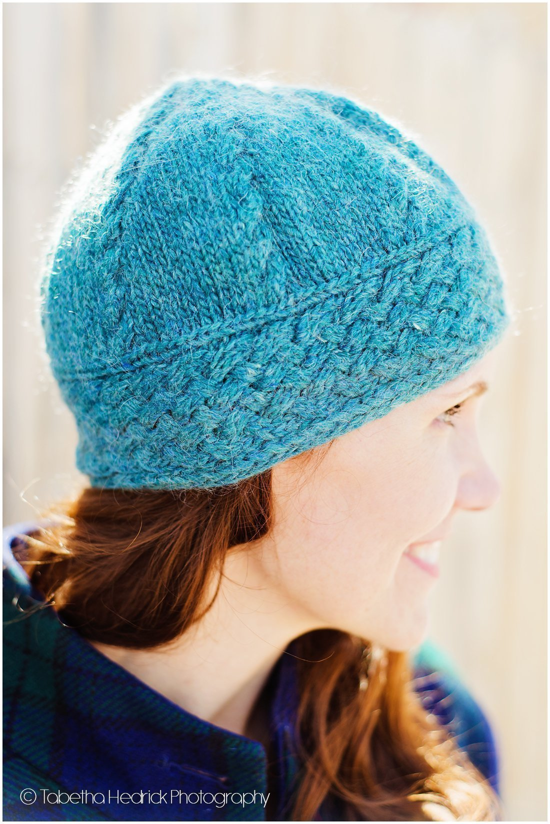 blue spruce hat
