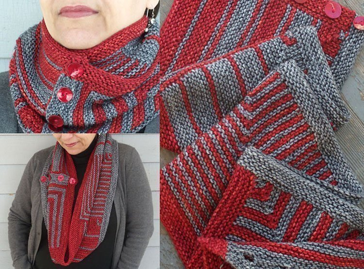montague street cowl by nina machlin dayton