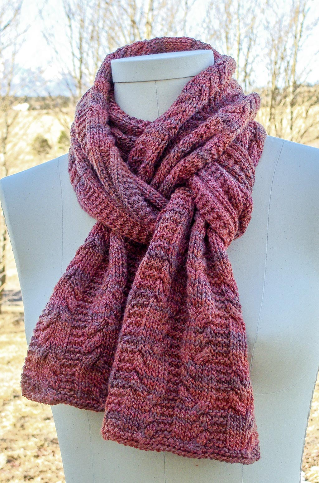 deriva seaman scarf