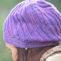 Aeron Hat knitting pattern