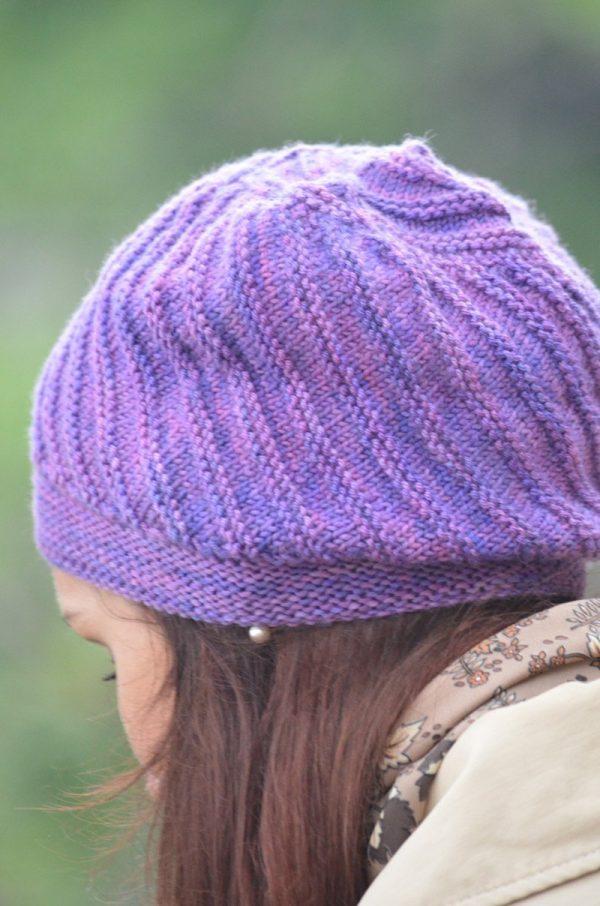 Aeron Hat knitting pattern
