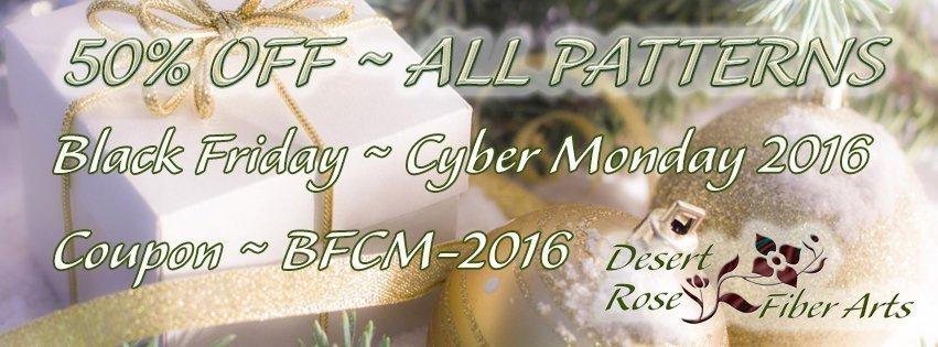 black friday~cyber monday sale