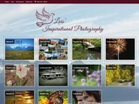 lois jacobson photography website design